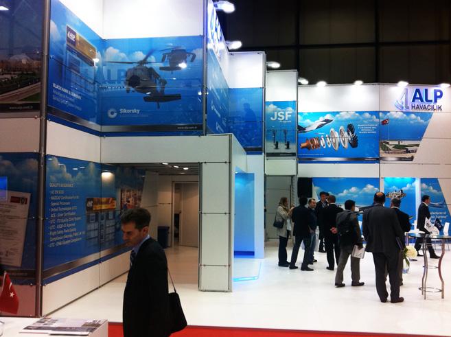 Istanbul Airshow Sivil Havacılık ve Havalimanları Fuarı