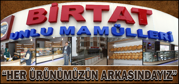BİRTAT PASTA VE UNLU