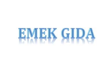 EMEK GIDA