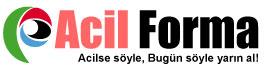 ACİL FORMA