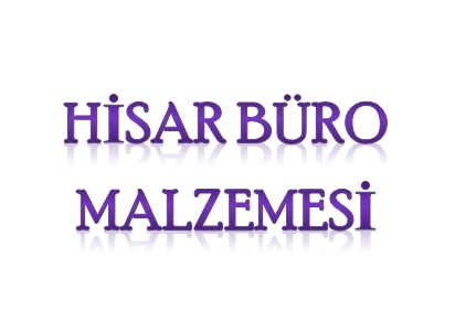 HİSAR BÜRO MALZEMESİ