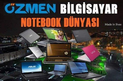 Özmen Bilgisayar Notebook Dünyası