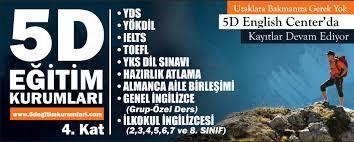 5D EĞİTİM KURUMLARI / ENGLISH CENTER