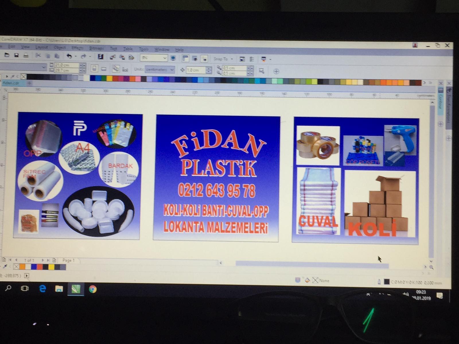 Fidan plastik