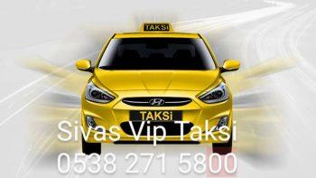 Sivas taksi